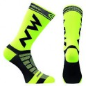 Calcetines Northwave Extreme Pro  (Yellow/Black)